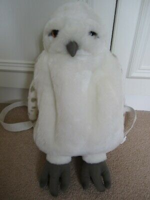 Harry Potter Hedwig Rucksack 35cm tall approx