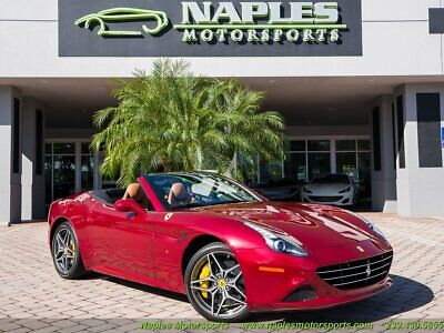 2015 California T 2015 Ferrari California T Automatic 2-Door Convertible
