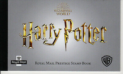 Dy27 2018 Harry Potter Special Edition Prestige Booklet New