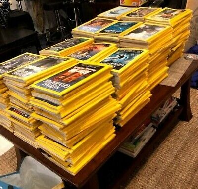 (10) National Geographic Magazines Random Pick 1970s - 2010s No duplicate