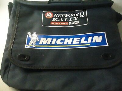 Sacoche ou porte-documents publicitaire Michelin