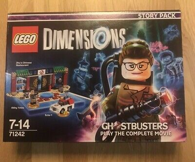 BRAND NEW Lego Dimensions Ghostbusters Story Pack 71242
