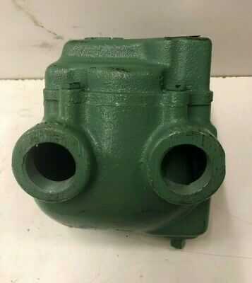 ITT Hoffman Float & Thermostatic Steam Trap 551, 75 PSI, 1""