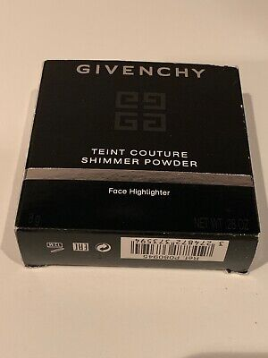 GIVENCHY Teint Couture Shimmer Powder Face Highlighter 8g No 2 - Shimmery Gold