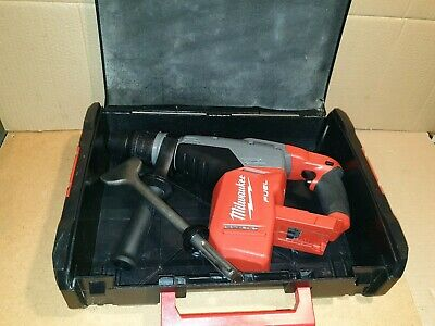 Milwaukee M18CHM   18V Fuel Brushless SDS Plus Hammer Drill Body Only