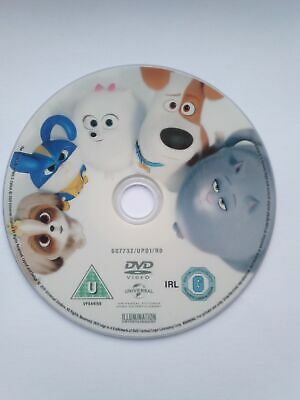 The Secret Life of Pets 2 [2019][DVD Disc Only]