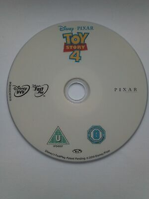 Toy Story 4 [2019][DVD Disc Only]