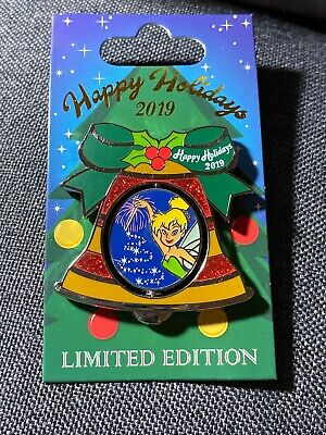 Disney Happy Holidays 2019 Contemporary Resort Pin LE 2000 Tinker Bell *NEW*