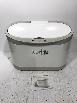 Brookstone Large Towel Spa Warmer Model TSK-5202MM