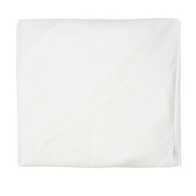 Zippered Pillow Cover - Replacement Pillow Case for 12.5 Inch Back Wedge