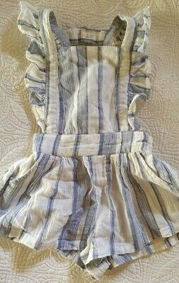 Country Road Playsuit Girls Size 4