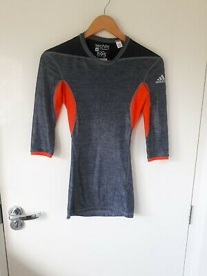 Adidas Techfit Compression Top Size S