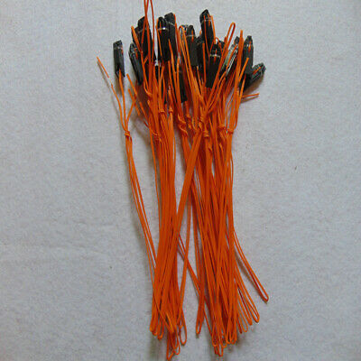 100cm 50pcs Professio radio fire Copper wire Yellow-wire-Fireworks-firing-system