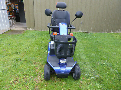 Pride Pathrider 10 Deluxe 4-Wheeled Scooter