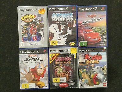 Assorted Playstation 2 Games Pick Your Titles PS2 Preowned