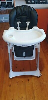 Steelcraft Messina Deluxe High Chair