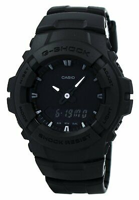 Casio G-Shock Analog Digital G-100BB-1A G100BB-1A 200M Men's Watch