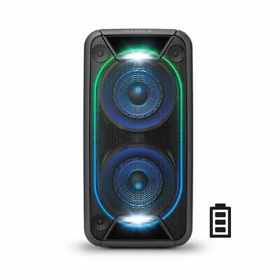 Sony NEW EXTRA BASS High Power Home Audio System with Battery (Black)