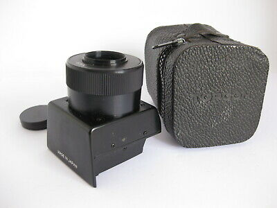 TOPcon Viewer lens or adapter for RE SUER etc. body camera accesory