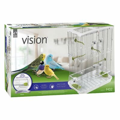 Hagen Vision Bird Cage for Medium Birds (M02) 61 x 38 x 87.5 cm (L x W x H)