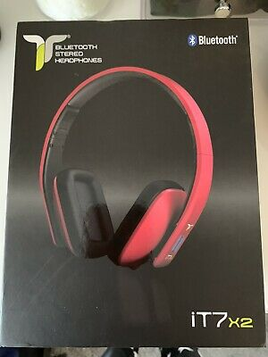Bluetooth headphones IT7x2