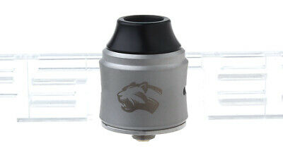 Authentic OBS Cheetah 3 III RDA Rebuildable Dripping Atomizer Grey