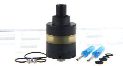 SXK KF Lite 2019 Styled RTA Rebuildable Tank Atomizer Black