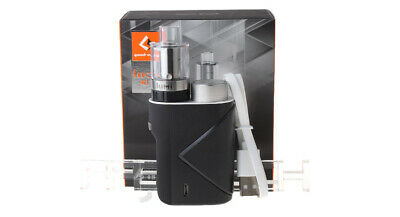 Authentic GeekVape Lucid 80W TC VW APV Box Mod Kit (Standard Edition) Black