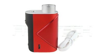 Authentic GeekVape Lucid 80W TC VW APV Box Mod Red