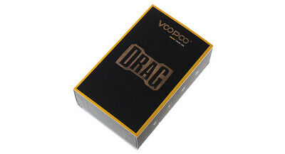 Authentic VOOPOO DRAG 2 177W TC VW APV Mod Island