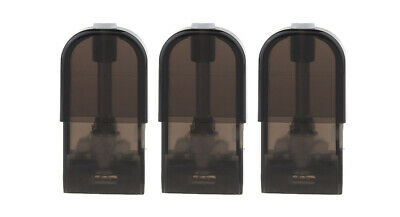 Authentic BTX Little Apple Repaclement Pod Cartridge (3-Pack) Black