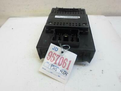 BODY CONTROL MODULE Jeep Grand Cherokee 2005 56040662Al Bcm