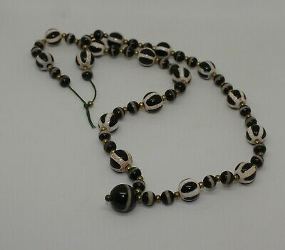 Ancient  Bead Necklace - 0332