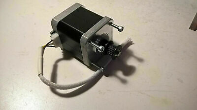 Motion Control 3D Systems Stepper Motor Type M42Sth47-1684Sc-S 60209102
