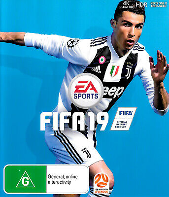 FIFA 19 Xbox One GAME GREAT CONDITION
