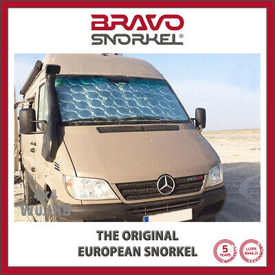 Bravo Snorkel Kit Mercedes-Benz Sprinter Series 1 1995-06 W903