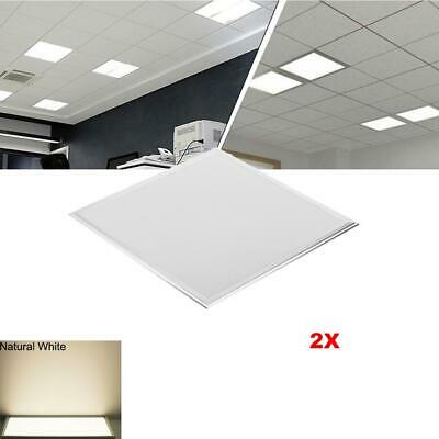 4 X Cooper 2x2 Recessed Troffer Ceiling Fluorescent Light