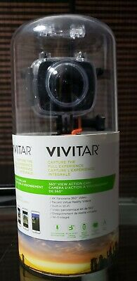 Brand New Vivitar 360 WIFI Action Cam 6 inches Tripod