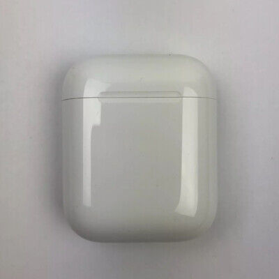 Authentic Apple Airpod Gen 2 OEM Charging Case Only White