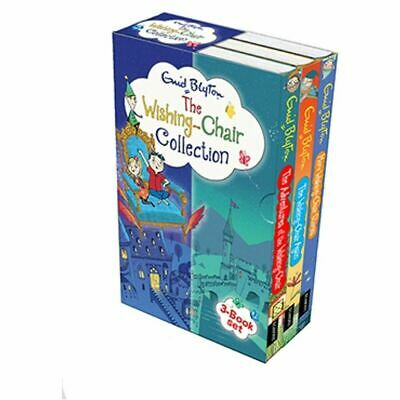 The Wishing Chair Collection x3 Book Set Collection Enid Blyton  2017 Paperback