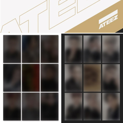 ATEEZ - 1st ALBUM TREASURE EP.FIN : ALL TO ACTION PHOTO CARD