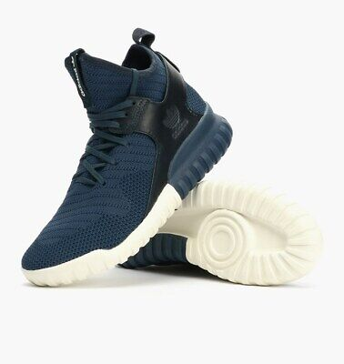 Adidas Men Originals Tubular X Knit S81675 Sneakers Trainers Shoes Size 9