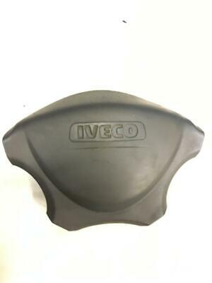 Iveco Daily Steering Wheel Cover Grey 504149337 2009 Genuine
