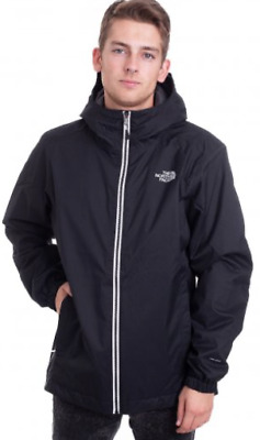 The North Face TNF Quest Insulated Mens Jacket Super Warm NWT Black