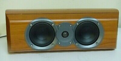 Mission centre speaker, Designed and Engineered in England, 150W