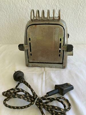 COLLECTABLE VINTAGE STC Standard Telephones & Cables ELECTRIC DROP DOOR TOASTER