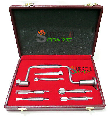 Hudson Brace hand drill Surgical orthopedic Instruments