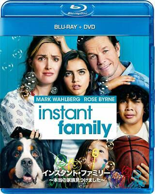 Instant Family Blu-ray + DVD [Blu-ray]