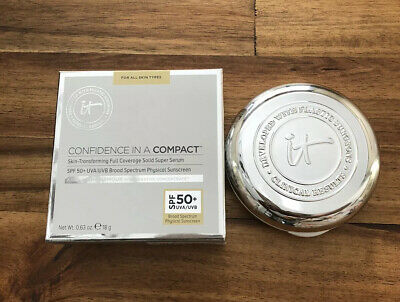 It   Confidence In A Compact   Shade: Fair     New    Sealed In Box