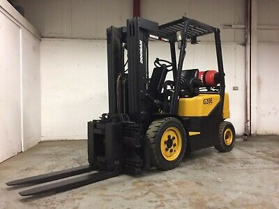 Used Doosan G20E-3 LP Gas Forklift